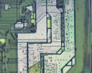Nano Maze © Mathieu P. Dailly, CMAS
